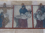 Stations of the Cross by Felix Baumhauer, banberg Cathedral