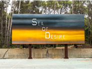 Sea of Desire, Ed Ruscha - Carmignac Foundation