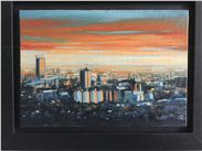 Beyond the City, Jen Orpin, thanks to the Saul Hay Gallery