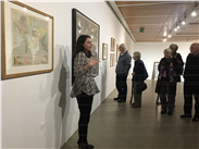 # 2: Missing the curators, their knowledge and their inventiveness. Here's curator Leanne Green introducing Friends to the Utopias exhibition