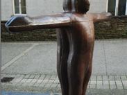 The 'Angel of the North' sculptor, but in the Emerald Isle