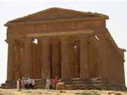 Temple in Montalbano country