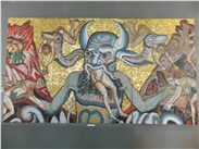 Mural from Chiesa di Sant'Andrea a Gris