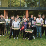 Growing-with the Friends of the Whitworth