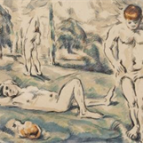 Cézanne at the Whitworth